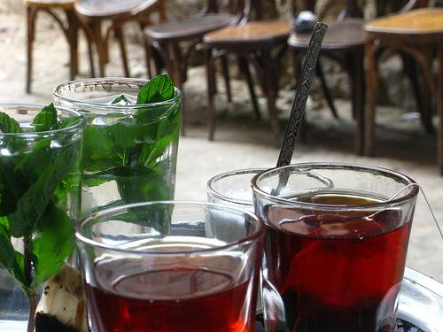 Les boissons en Egypte