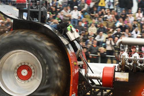 Tractor Pulling Eurocup in Bernay