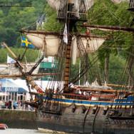 L'Armada de la liberté de Rouen