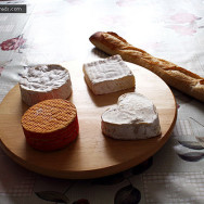 The Four Norman Cheeses