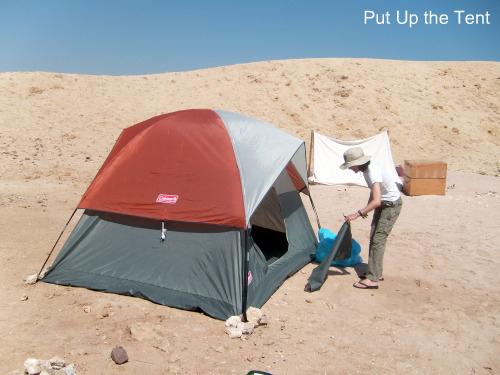 Camping @ Ras Mohamed national park in Sinai – Egypt