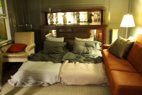 Notre expérience avec le Couchsurfing.