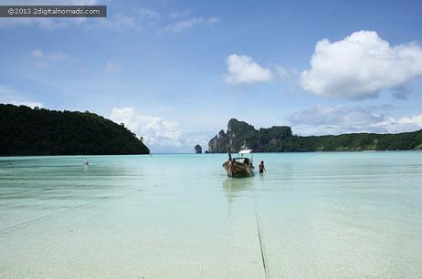 Comment rater son excursion sur l'île de PhiPhi